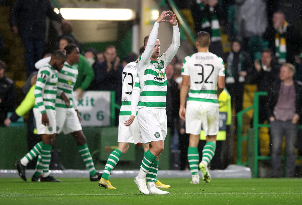 Celtic hero in last season's Europa League opener may not feature in this season's