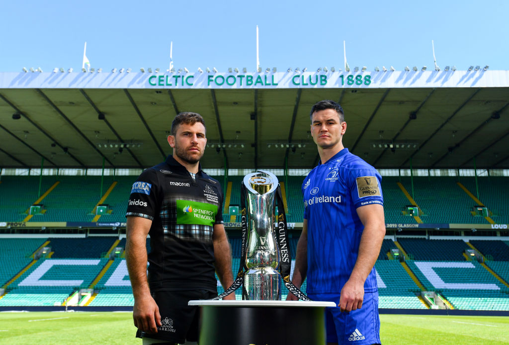 779a7b8e2 Pictures: Celtic Park to make rugby history in Pro14 final - 67 Hail ...