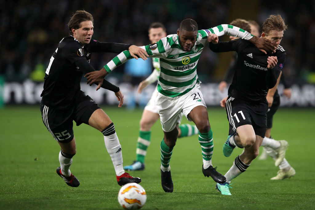 Celtic supporters react to Olivier Ntcham saga - 67 Hail Hail