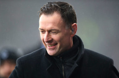 Former Celtic star Chris Sutton