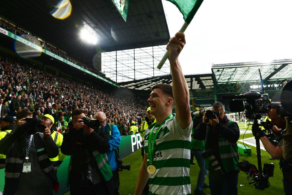 Report highlights how hard  keeping Kieran Tierney is going to be