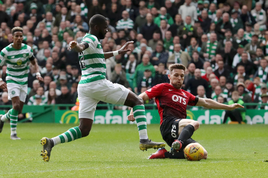 Could a future Celtic player be lining up against the Hoops for Kilmarnock?