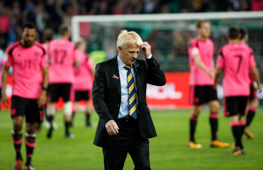 Podcast makes Strachan to Celtic claim if Lennon leaves