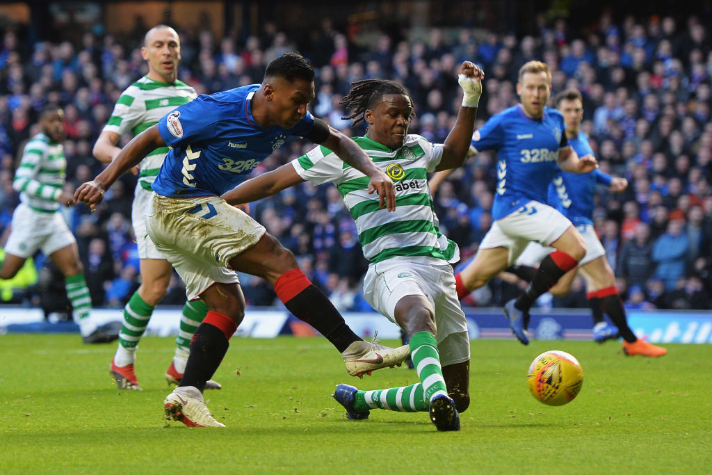 Former Ibrox man's laughable striker boast - doesn't mention Celtic star