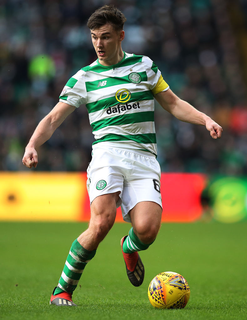 Arsenal agreement for Celtic's Kieran Tierney is close, transfer timetable revealed