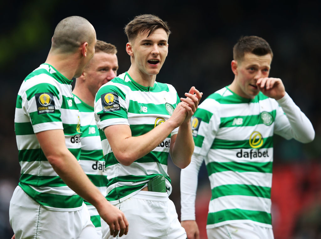 Kieran Tierney Arsenal Transfer Situation - What We Know