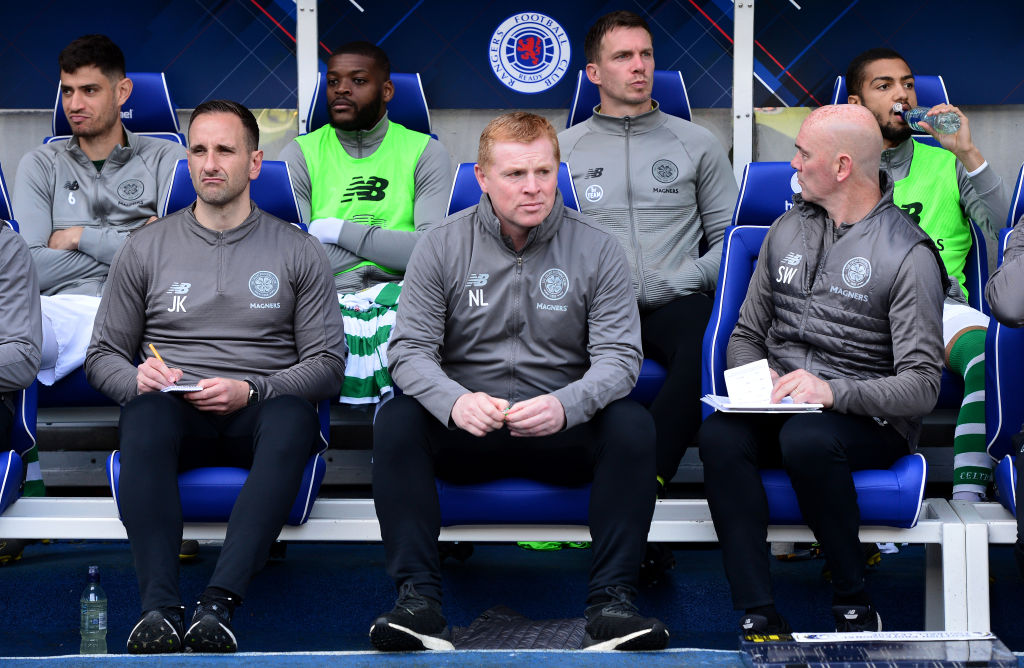 'No Discussion' Neil Lennon Shuts Down Tierney Transfer Talk