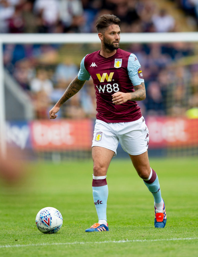 Leicester City sign defender Mitchell Clark following his release by Aston Villa