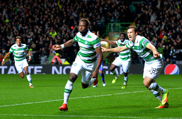 Former Celtic striker Moussa Dembélé