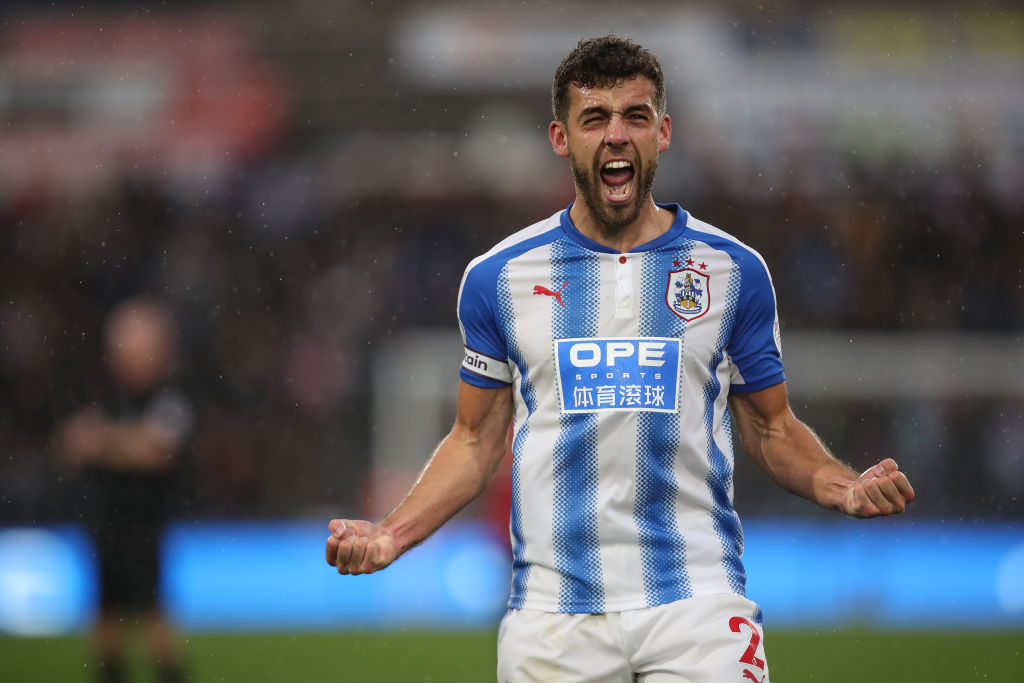 Celtic reportedly well short of Huddersfield's Tommy Smith