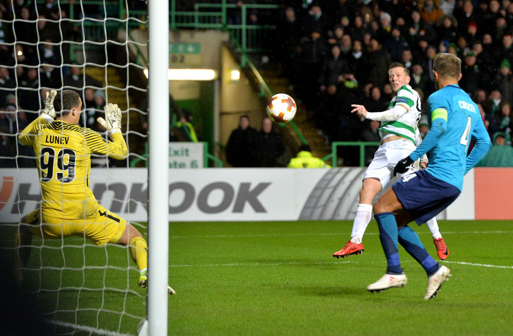 Rennes duo touch on Celtic game - main man praises Hoops