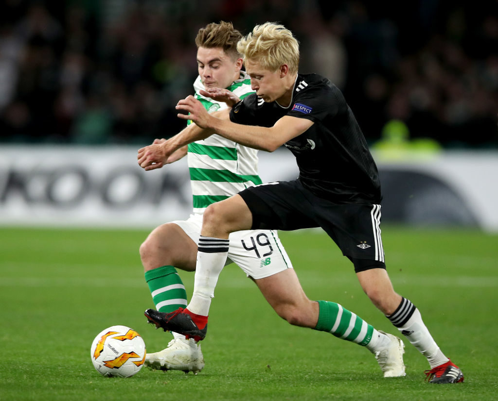 Champions League result may have played into Celtic's hands