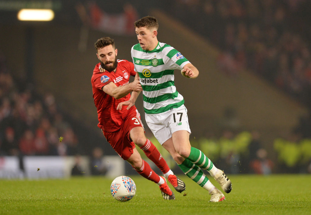 Celtic should take advantage of exiled former Aberdeen captain's situation in January