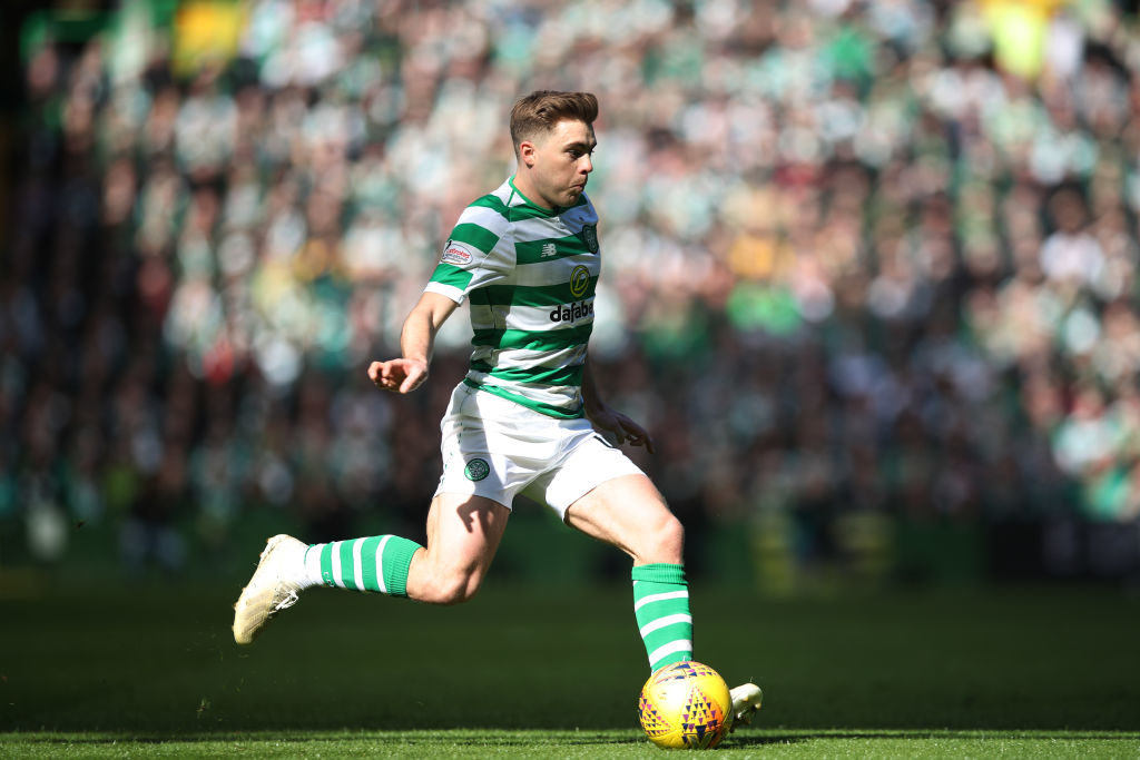 The remarkable statistic that confirms Celtic attacker as a club legend