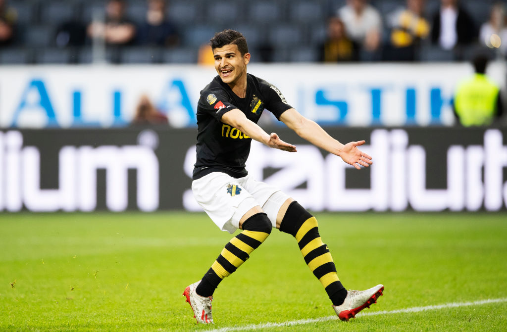 AIK Stockholm Star Tarik Elyounoussi Not Scared Of Celtic