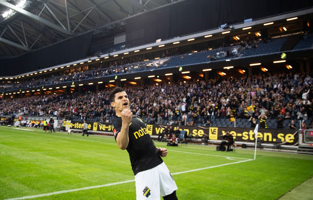 AIK Forward Tarik Elyounoussi Ruled Out Of Celtic Park
