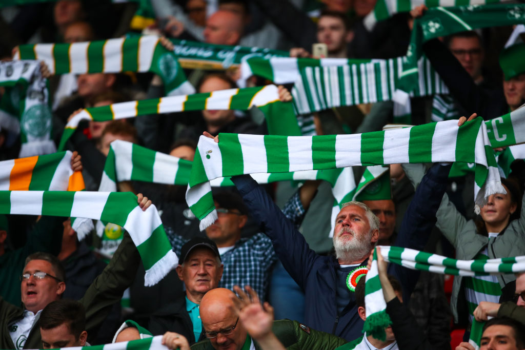 """Desperate for money"" ""Milking it"" - Some Celtic fans hit back at rivals"