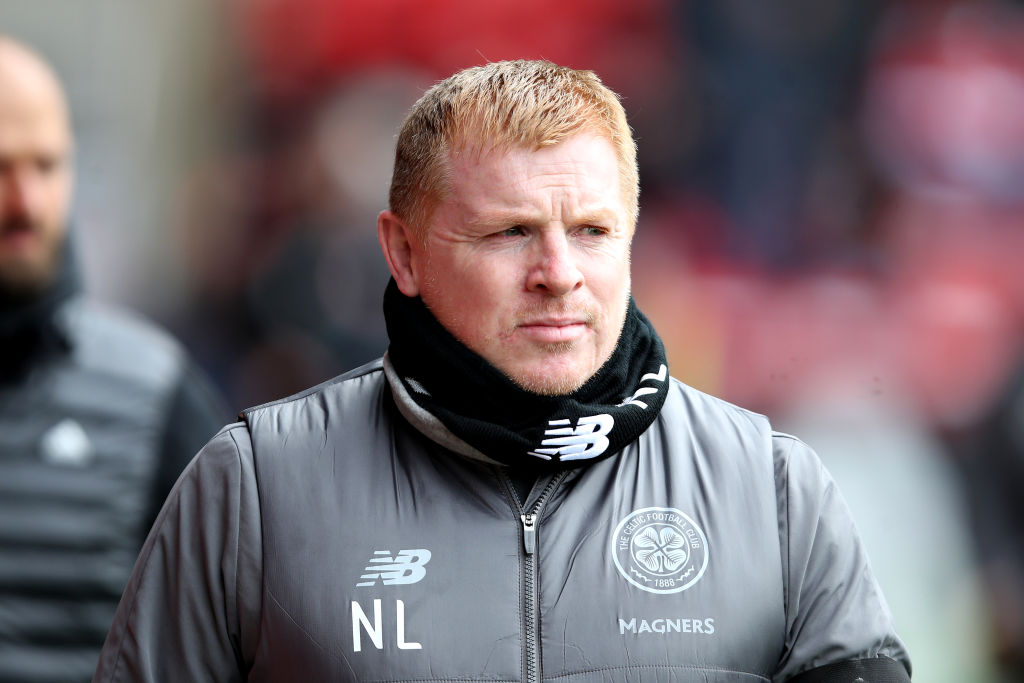 Neil Lennon could match two Celtic records tonight