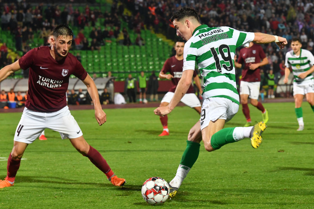 Celtic prospect is learning from frozen out star 'every day' in training