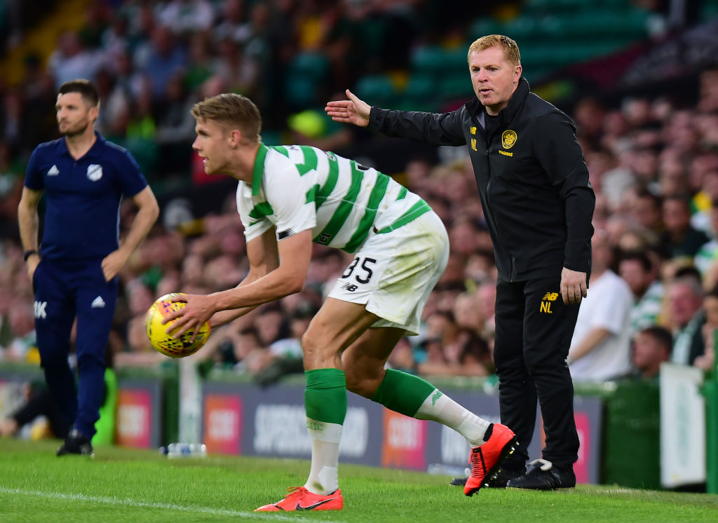 Neil Lennon insists Celtic are 'fine' despite defeat to Cluj