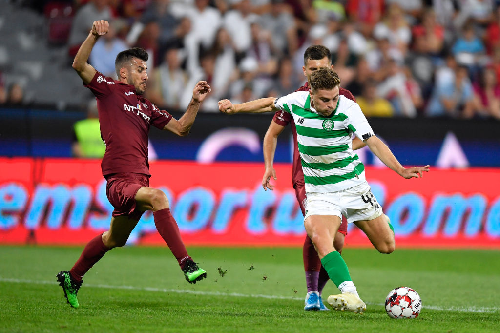 Celtic boss Neil Lennon slams his players after stunning Champions League exit