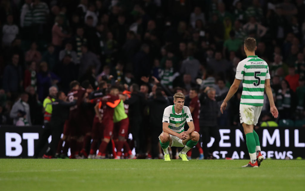 Big talking point from Saturday - Celtic players correct in their actions
