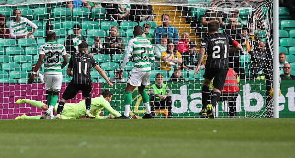 Rival makes classy comments on Celtic after heartbreak