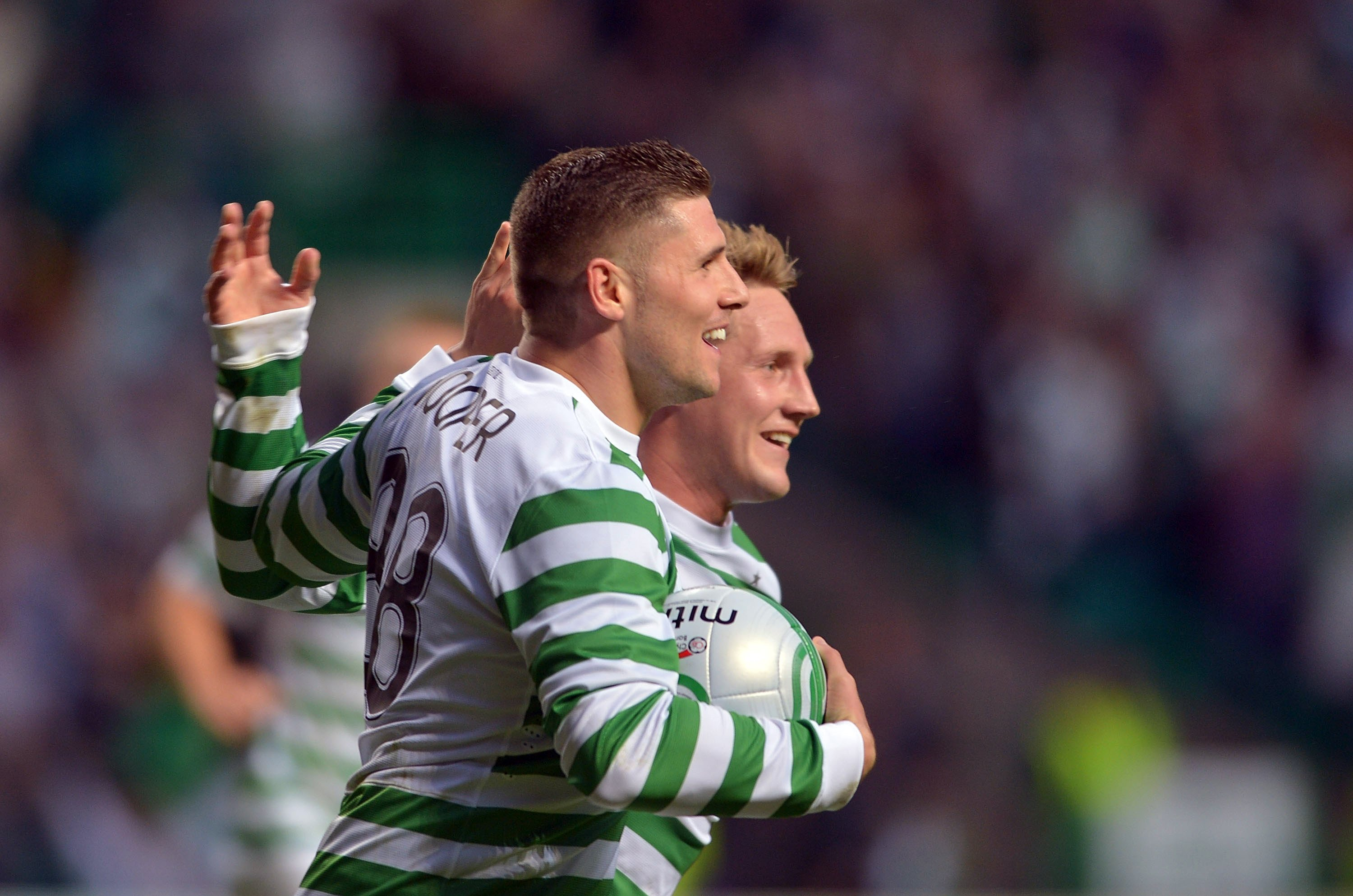Commons claims former Celtic favourite left Lennoxtown in tears; Hooper didn't want to go either