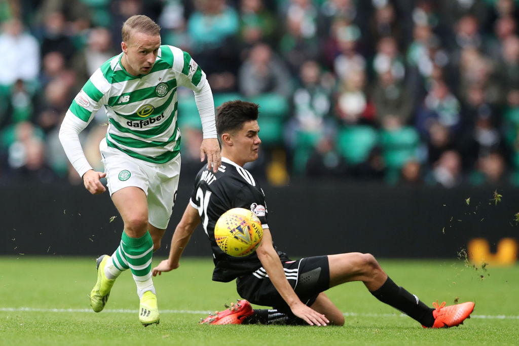 Big worry for Celtic man who didn't even play yesterday
