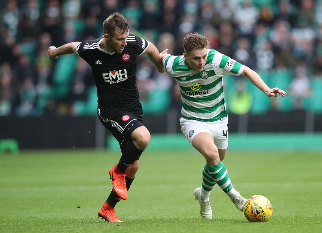 Evidence suggests homegrown Celtic star can upstage £9m talent in his homeland on Thursday