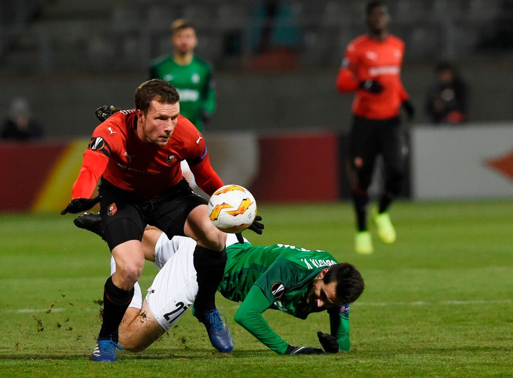 Another injury blow for Rennes - Swedish international could miss Celtic game