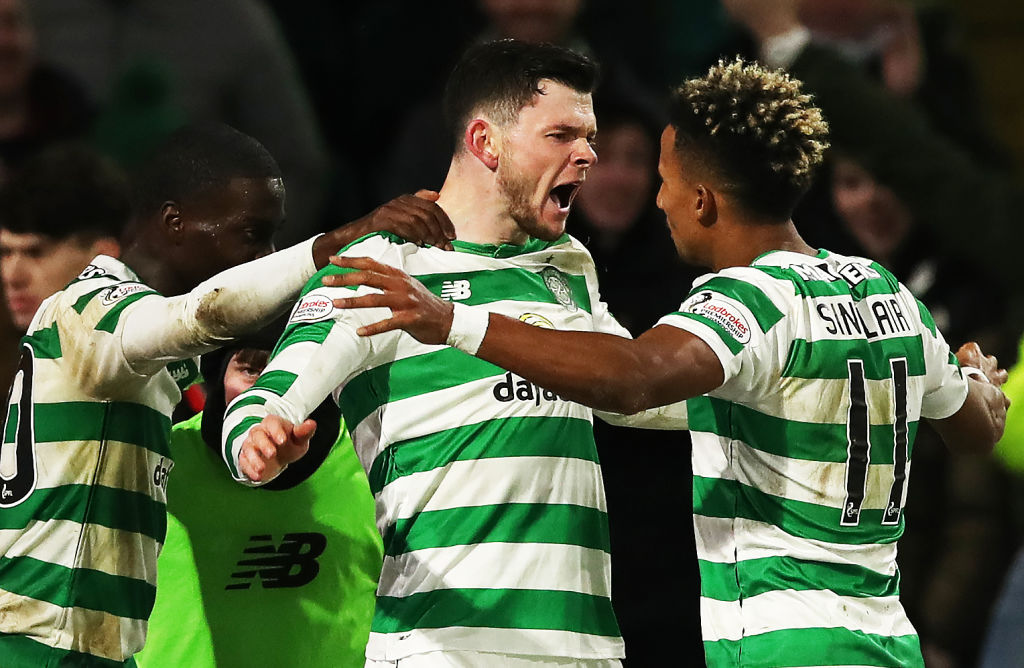 """""""I loved my time at Celtic"""" Hoops flop has no hard feelings"""