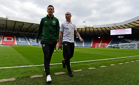 Training ground injury means that Celtic are unlikely to rest player who could do with a break