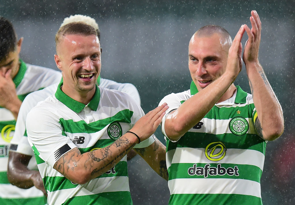 Celtic star provides cryptic message