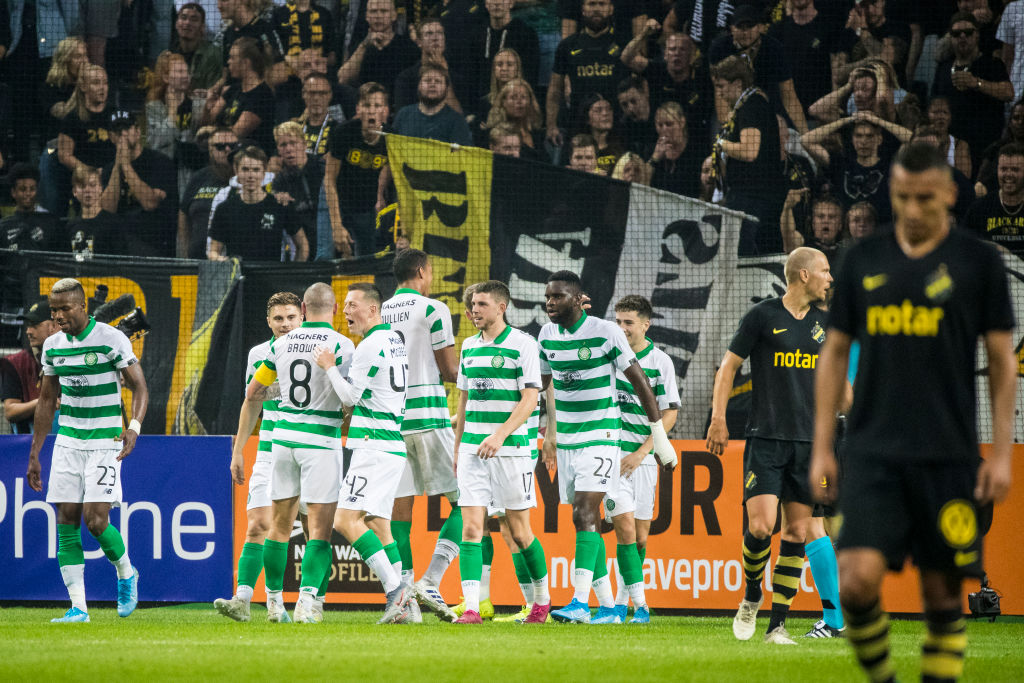 Celtic reach 55, but it's not cause for celebration