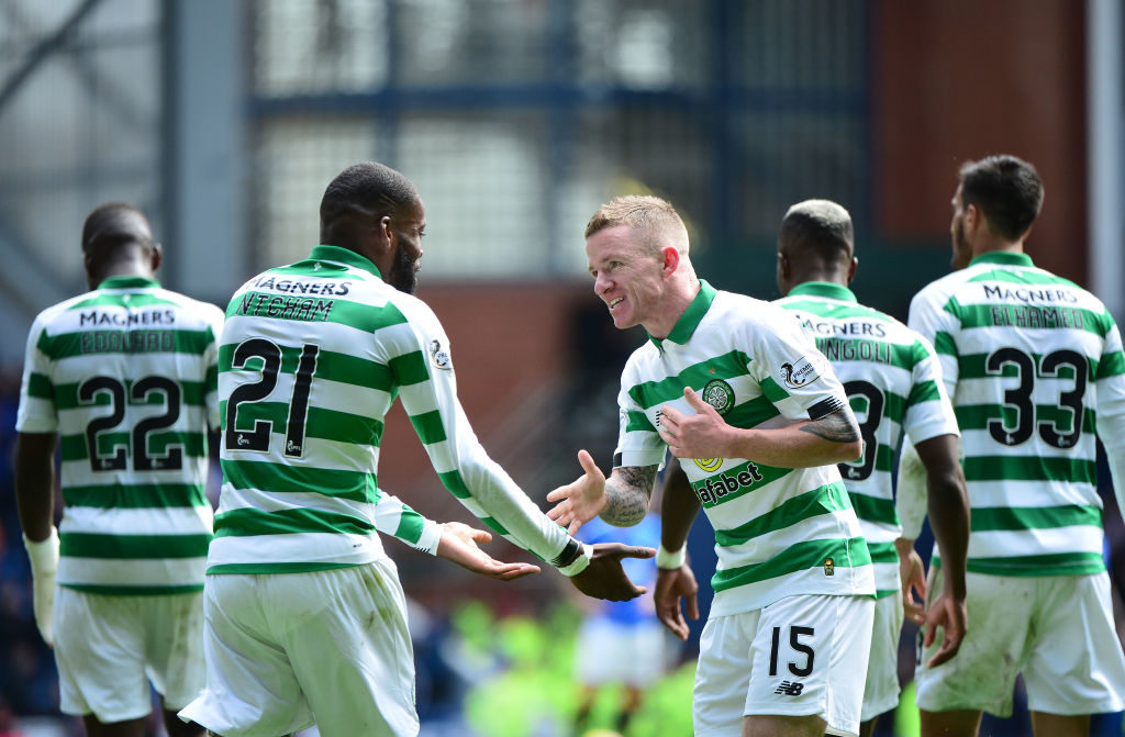 Recent playing time points towards new contract for former Celtic outcast
