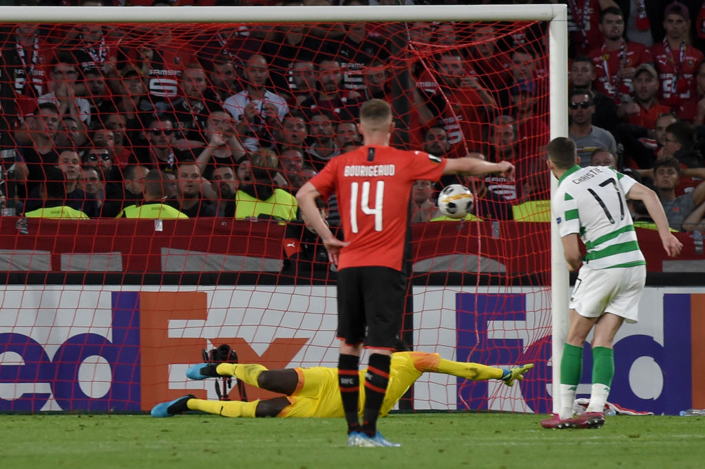 Celtic get late injury boost for Rennes clash