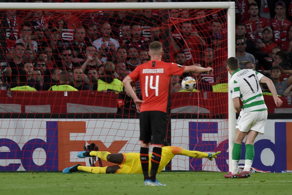 Hoops legend hits out at 'ridiculous' decision in Rennes-Celtic clash