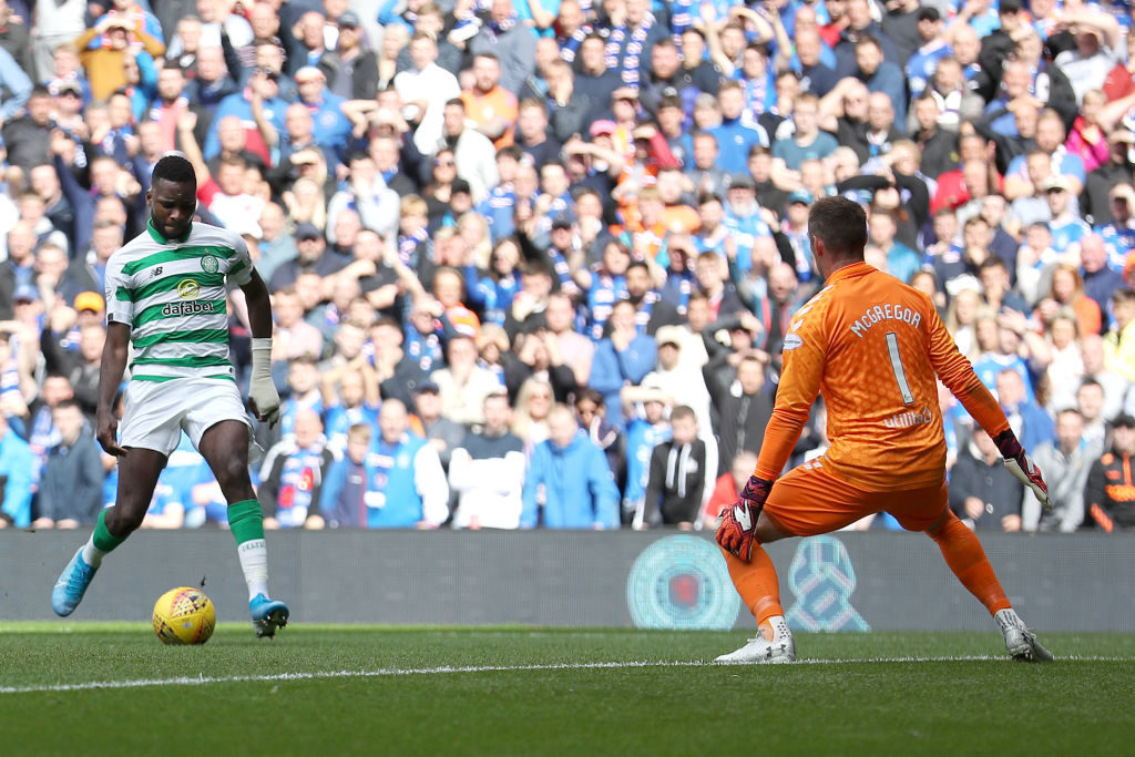 'Expect another couple of these' - some Celtic fans react as key man picks up award