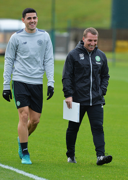 Rogic repeat? Are Australia and Celtic about to battle again?