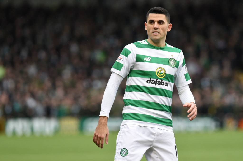 Will international display see Celtic man recalled to Hoops first-team?