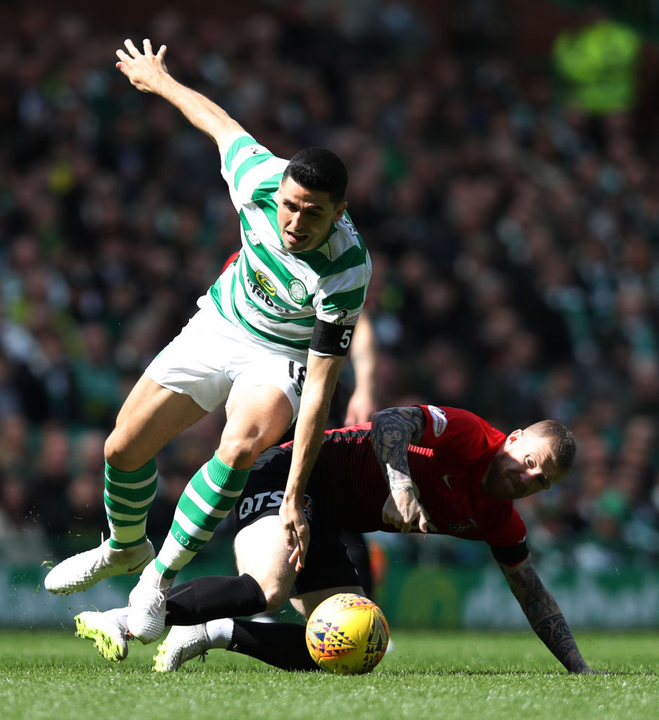 Lennon confirms Celtic star is fit if necessary