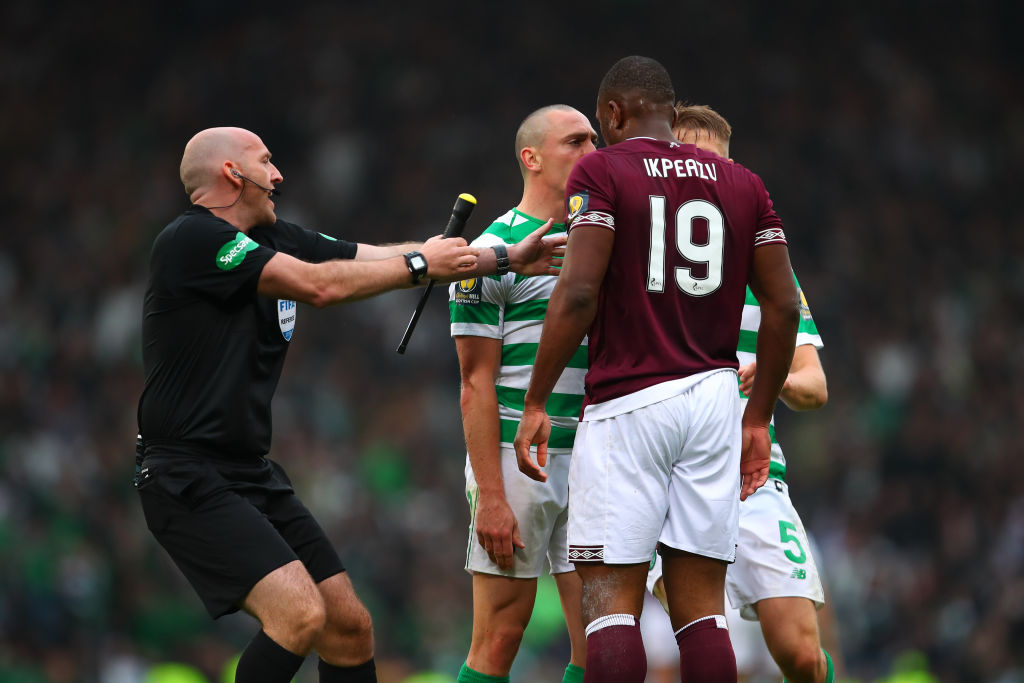 If report is true we may soon get a very awkward Celtic initiation