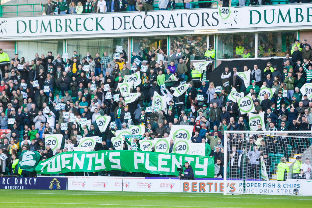 'They are right' - Celtic fan protest goes down well with other Scottish football supporters