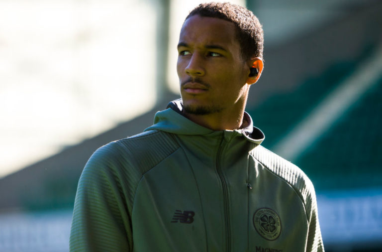 Christopher Jullien speaks of his Celtic team mates on French TV.