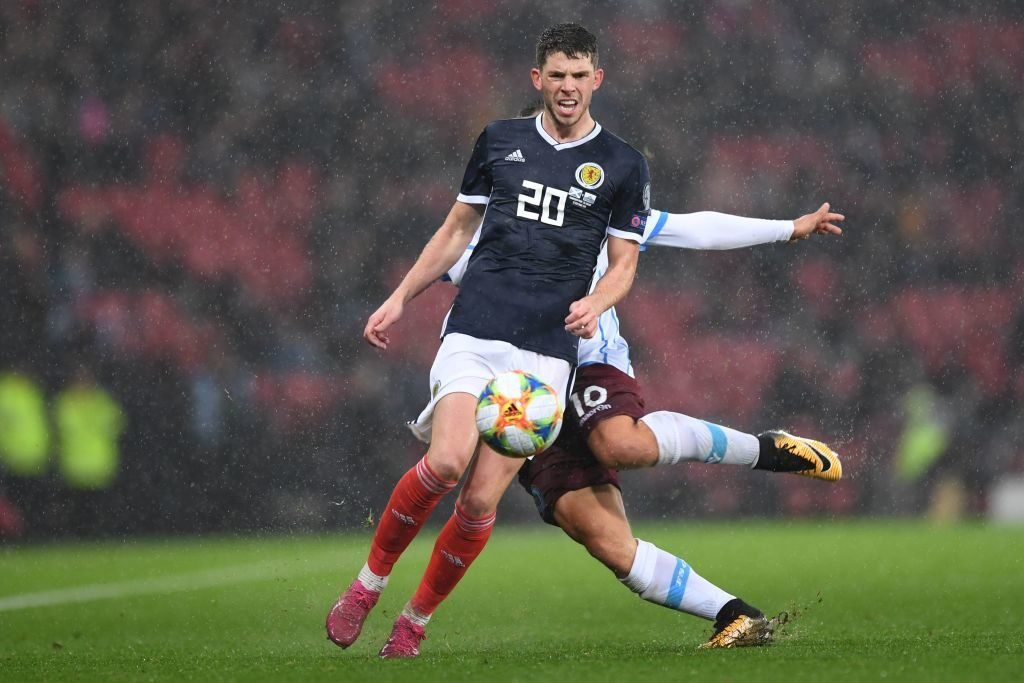 Ryan Christie is a shoe in to start for Celtic on Thursday against Lazio.