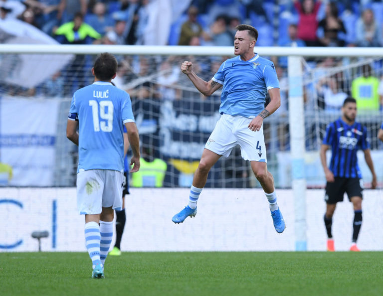Unlikely comeback boosts Lazio ahead of Celtic Park visit