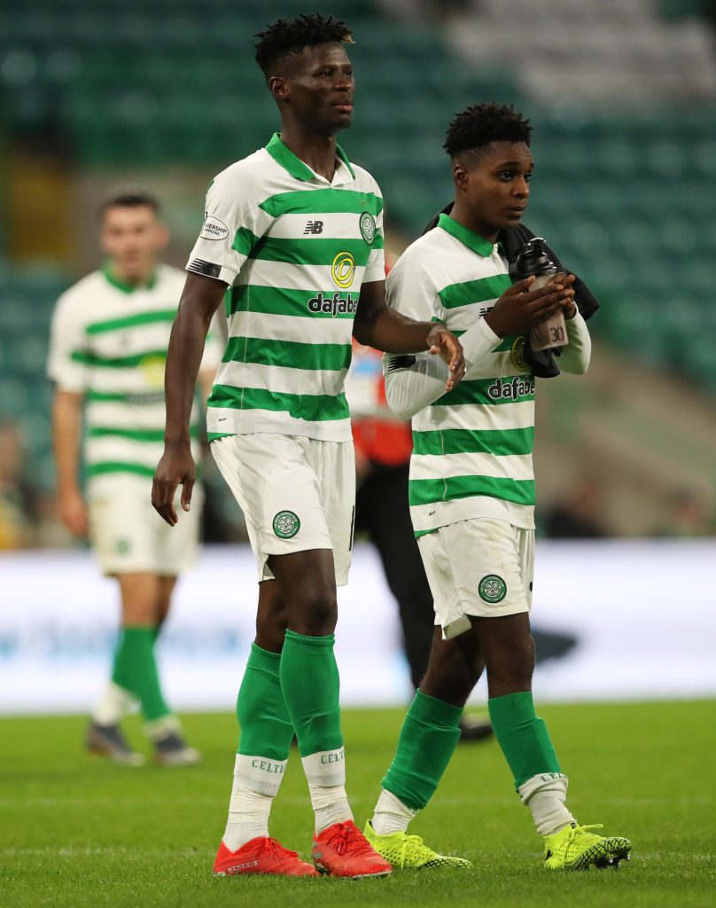 """I don't fancy him"" - £2million Celtic capture written off"