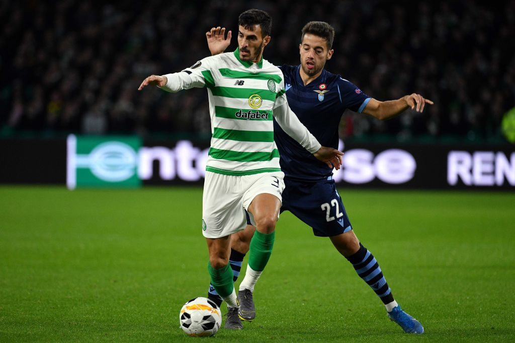 £1.6 million signing has high expectations that 'very good' Celtic can continue winning run