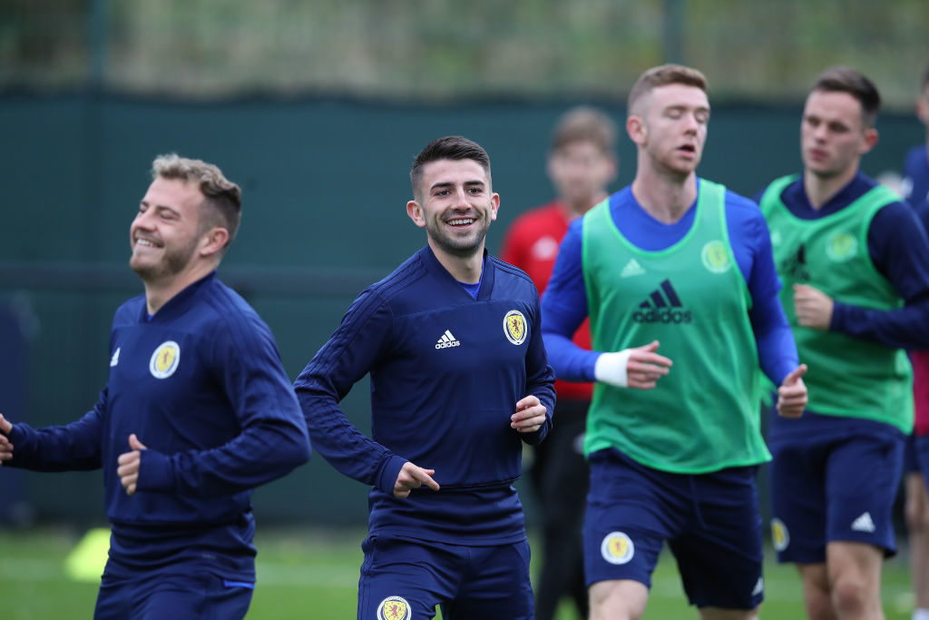 Writer's View: Celtic outcast can take plenty of encouragement from international display
